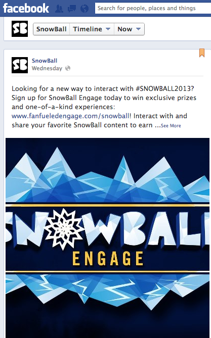 FB SnowBall