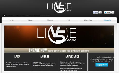 LiveSceneEngage